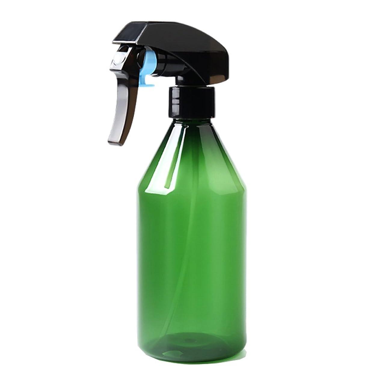 良質極細のミストガーデニングボトル を噴霧する スプレーボトル 園芸スプレーボトル ガーデン ハウス 窓 噴霧器 漏れ防止 詰め替え容器 美容 スプレーツール 庭 菜園植物用 300ml(ダークグリーン)