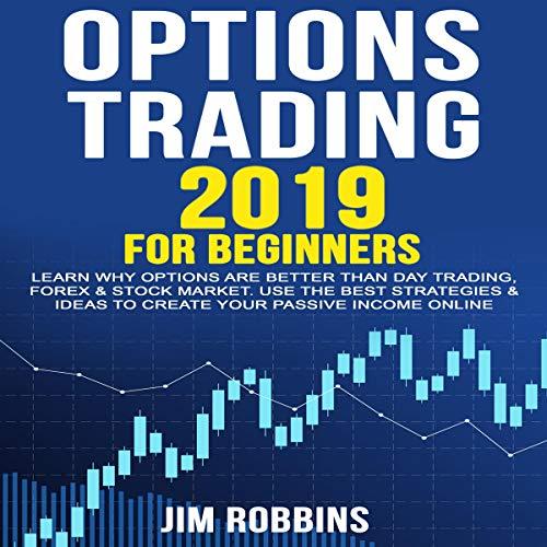 Options Trading 2019 for Beginners Titelbild