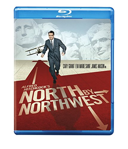 North By Northwest (BD) [Blu-ray] -  Alfred Hitchcock, Cary Grant