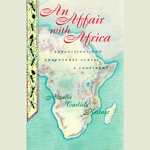 An Affair with Africa copertina