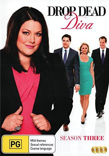 Drop Dead Diva - Season 3 DVD