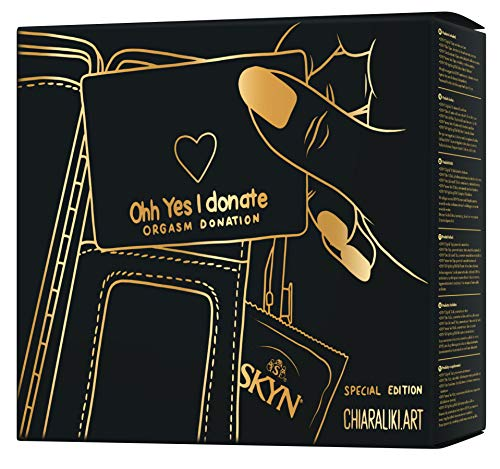 SKYN Sortenbox Set, 40 Stück Kondome und 1 Intim-Gleitmittel (Limited Edition)