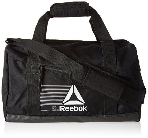 Reebok Sporttasche ce0918, Unisex–Erwachsene, schwarz, Einheitsgröße