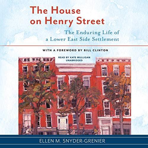 The House on Henry Street cover art