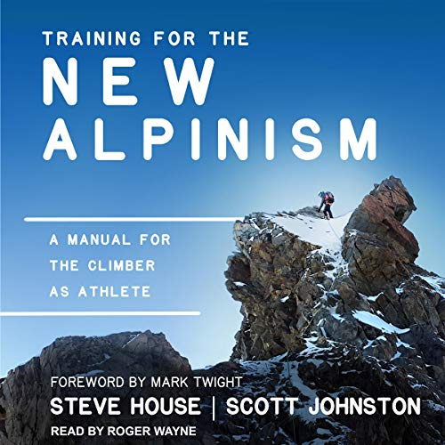 Training for the New Alpinism audiobook cover art