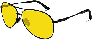VVA Occhiali da sole Uomo Polarizzati Uomo Occhiali da sole Polarizzati Unisex UV400 Protection By V101
