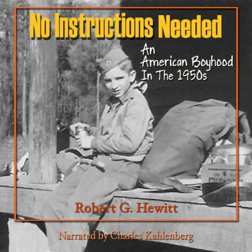 No Instructions Needed audiobook cover art