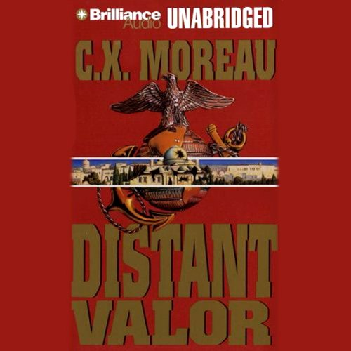 Distant Valor audiobook cover art