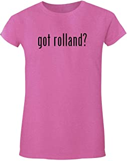 got rolland? - Soft Women's T-Shirt