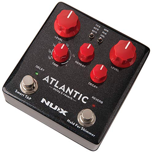 NUX | Atlantic Delay & Reverb Pedal