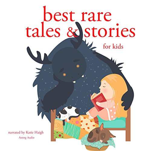 Best Rare Tales and Stories cover art