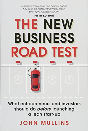 Compare Textbook Prices for The New Business Road Test 5 Edition ISBN 9781292208398 by Mullins, John
