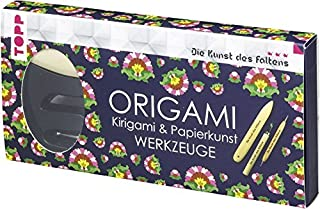 Origami, Kirigami & Papierkunst Werkzeuge (Die Kunst