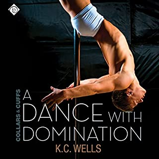 A Dance with Domination audiobook cover art