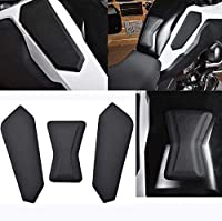 LJBKOALL オートバイF750GS F850GS 18 19 20 21 タンクトラクションパッド滑り止めステッカーサイドガスニーグリップステッカー粘着ゴム 適用車種 BMW F 750 GS F 850 GS F 750GS F 850GS 2018 2019 2020 2021