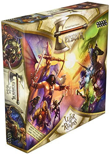 Hobby World Berserk War of The Realms Jeu de Cartes