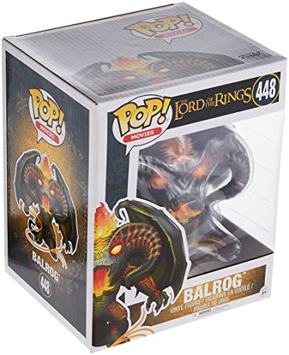 Funko - POP! Vinilo Colección El señor de los anillos - Figura Balrog (13556)