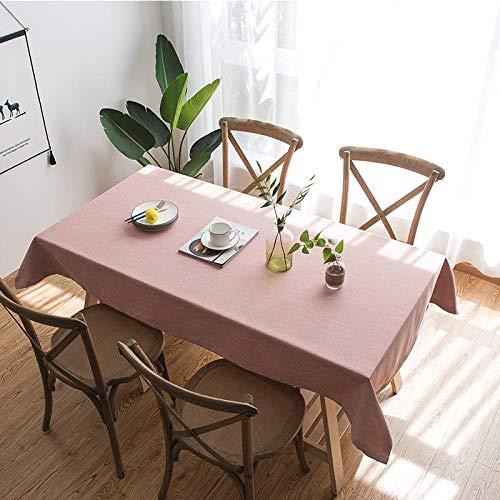 Onderhoudsvriendelijk, vuilafstotend, hoge temperatuurbestendigheid. Kleur en grootte naar keuze, stofdicht en anti-fouling, salontafel, tafelkleed, afdekdoek 6 x 120 x 220 cm.