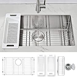10 Best Stainless Steel Kitchen Sinks Reviews of 2020   Sink ...
