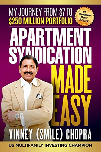 Real Estate Investing Books! - Apartment Syndication Made Easy: A Step by Step Guide
