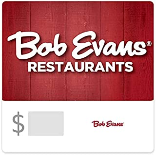 Bob Evans Gift Card - E-mail Delivery