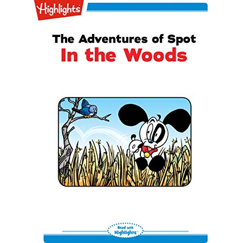The Adventures of Spot: In the Woods copertina