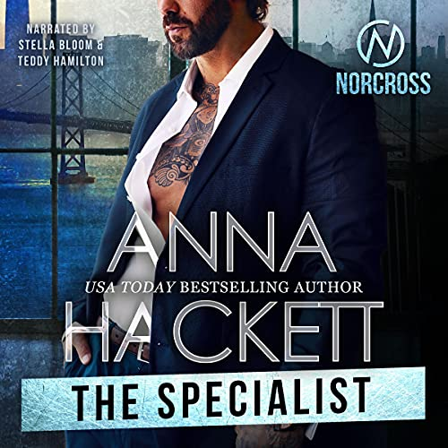 The Specialist Audiobook By Anna Hackett cover art