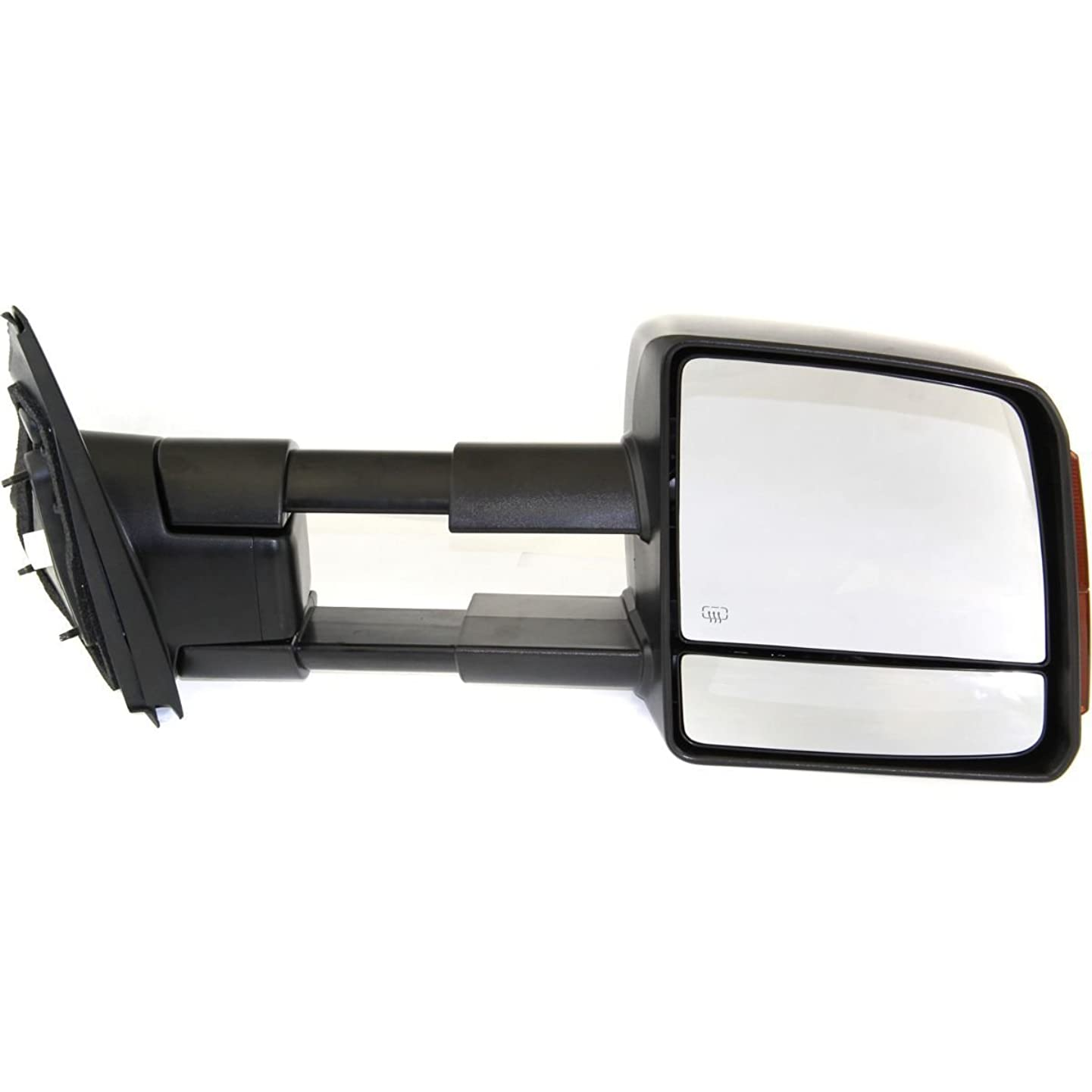 Elite7 Toyota Tundra 07-13 Replacement Power Heated Glass Door Mirror for Passenger Side TO1321243
