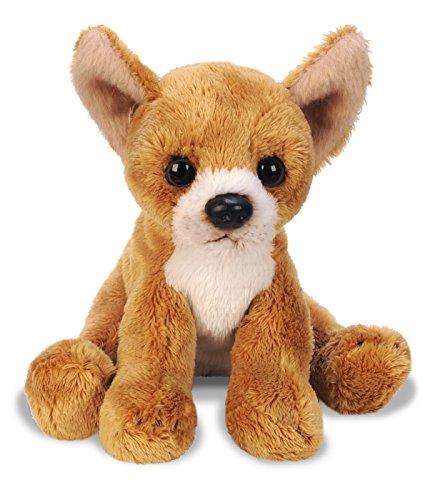 Yomiko 12118 Chihuahua Hund Kuscheltier, 13 cm