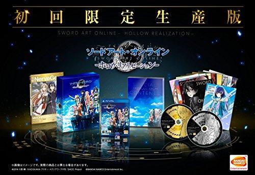 Sword Art Online: Hollow Realization - Limited edition [PSVita][Importación Japonesa]