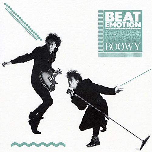 BEAT EMOTION / BOØWY