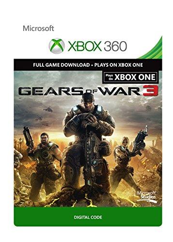 Gears of War 3 - Xbox 360 / Xbox One Digital Code