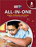 All In One (English, Mathematics and EVS) Class 8 Gujarat Board