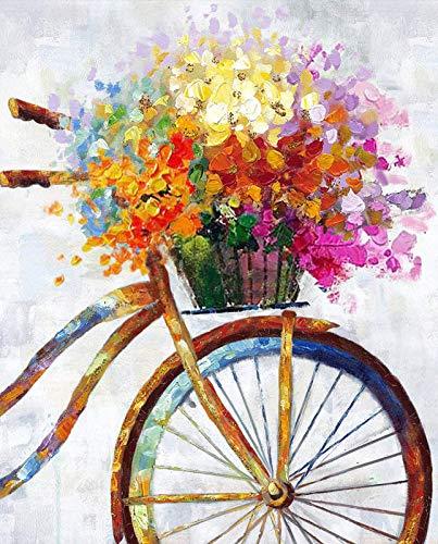 Pintura Por Numeros Personalizado Marca WAN JIA GUO JI