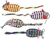 Penn Plax Nylon Mice Rope