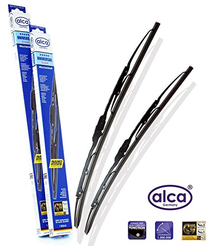 "Alca Germany Universal Windscreen Wiper Blades 20""20'' for sale  Delivered anywhere in UK"