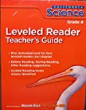 Leveled Reader, Grade 4 (California Science, Teacher's Guide)