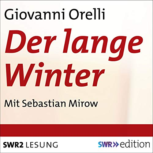 Der lange Winter cover art
