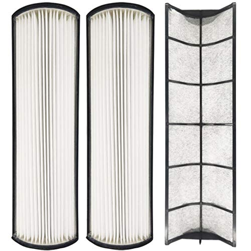 SUUER Air Purifier Replacement Filter Spare Parts for Therapure Envion TPP440 TPP540 TPP640, 3PCS