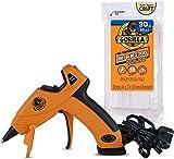 Gorilla Dual Temp Mini Hot Glue Gun Kit with 30 Hot Glue Sticks, 1 Pack - Glue Gun + 30 Sticks