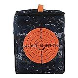 BJAGR Bolsas para Objetivos portátiles, Bolsas para Equipos para almacenar y Transportar Armas de Fuego y Dardos