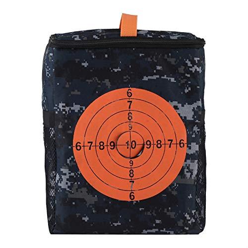 Borsa portaoggetti Borsa Porta Attrezzatura per Pistole Nerf Darts N Strike Elite/Mega/Serie Rival