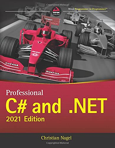 Professional C# and .NET, 2nd Edition Front Cover