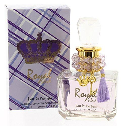Eau de parfum Royal Select pour Femme
