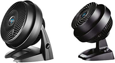 Amazon Com Deco Breeze Round Retro Table Fan Stainless