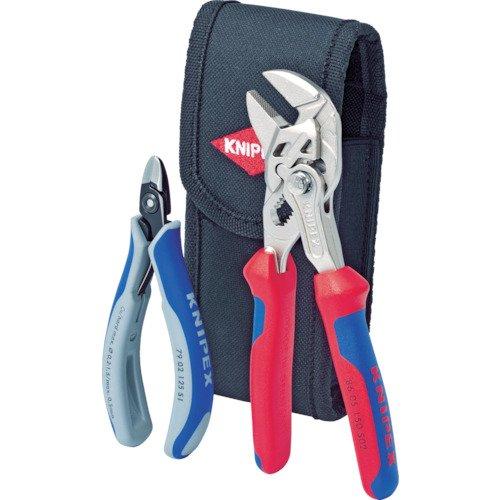 クニペックス (KNIPEX) 工具セット KNIPEX 001972V01 .(8605-150S02・7902-125S1)航空 001972V01