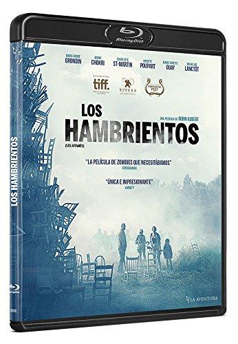 Los Hambrientos Blu-Ray [Blu-ray]