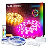 Led Strips Lights 5m 5050 LEDs with Remote