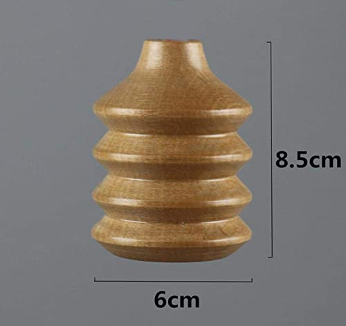 5151BuyWorld Lamp Mordern Lampes Suspendues Bois De Chêne Vintage Lampe 120Cm Couleur De Fil E27 Socket Bois Lampe Holder Pendentif Fixture Lampe Qualité Supérieure {Un Style & Fil Blanc}