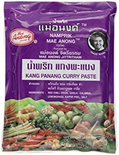 Mae Anong Panang Curry Paste, 16-Ounce by Mae Anong